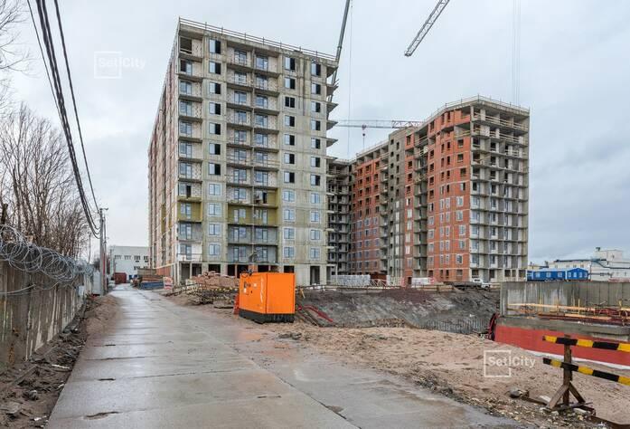 ЖК «Статус у парка Победы»: ход строительства корпуса 2