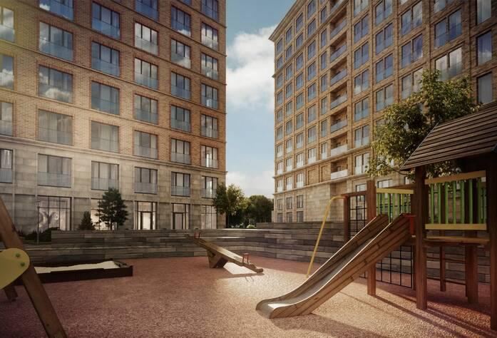 Лофт-проект «Docklands» (визуализация)