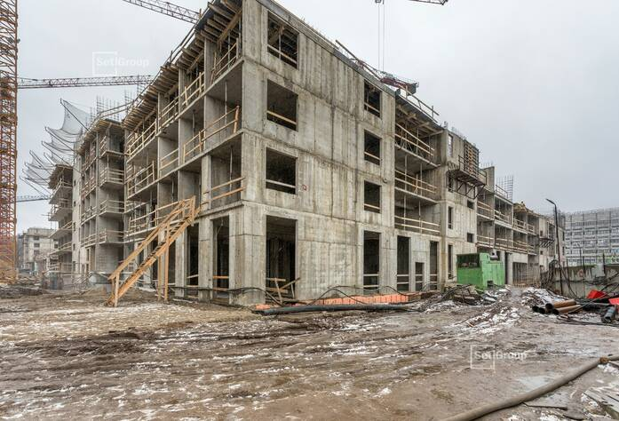 МФК «ArtLine в Приморском»: ход строительства корп. 3