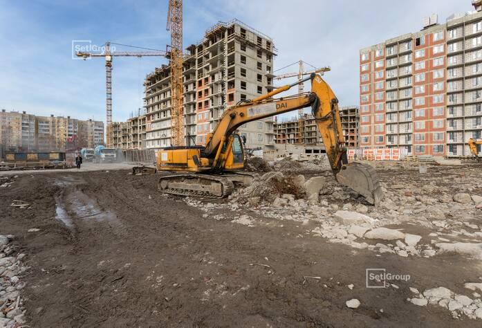 ЖК «Стрижи в Невском»: ход строительства ДОУ