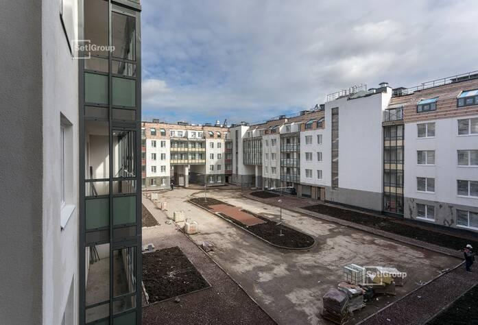 МЖК «Зеленый квартал»: ход строительства корп. 1.3
