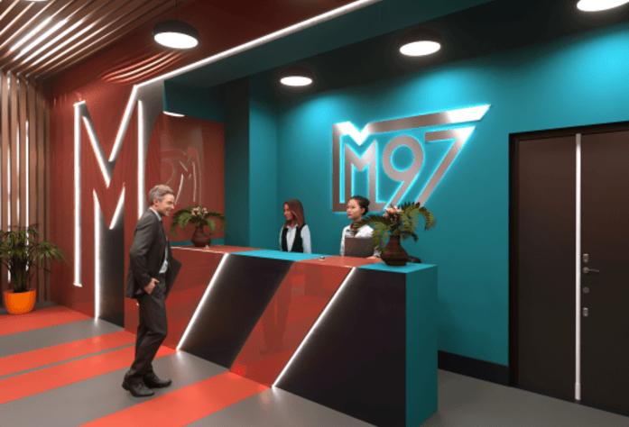ЖК «М-97»: визуализация