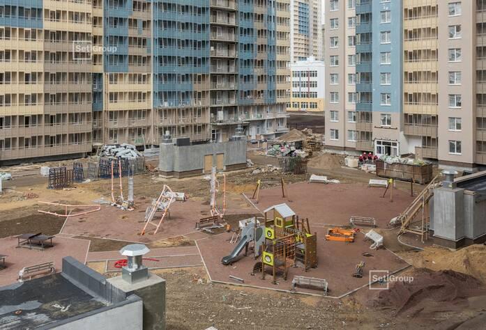 ЖК «Чистое небо»: ход строительства корп. 7.1-7.6