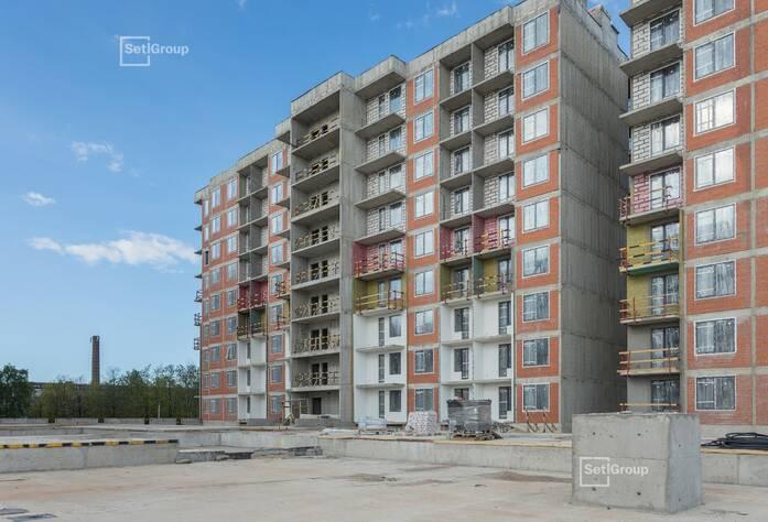 ЖК «Стрижи в Невском»: ход строительства корп. 4