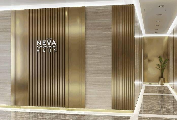 ЖК Neva Haus: визуализация