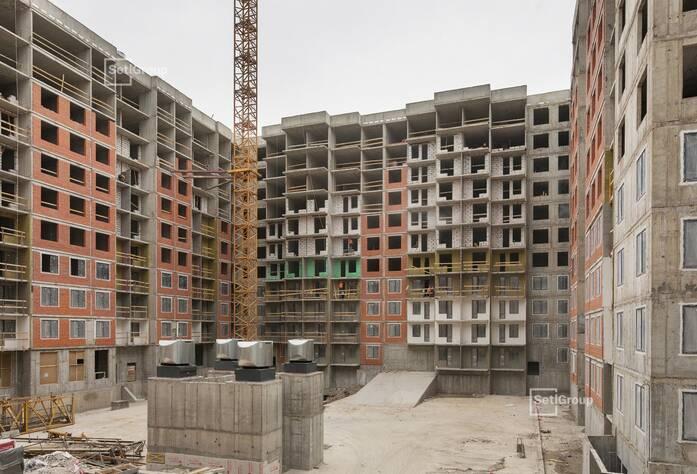МФК «ArtLine в Приморском»: ход строительства корп. 2
