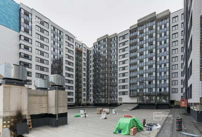 МФК «ArtLine в Приморском»: ход строительства корп. 4