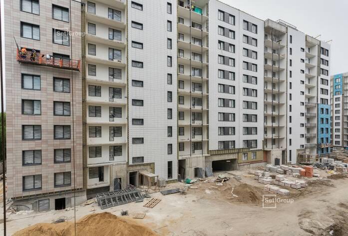 МФК «ArtLine в Приморском»: ход строительства корп. 5