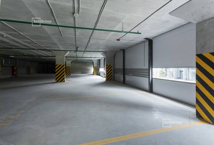 ЖК «Философия на Московской»: ход строительства надземной парковки