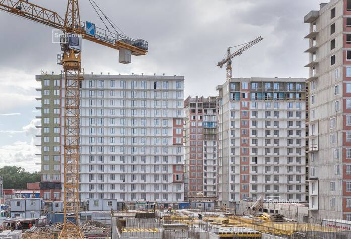 ЖК «Стрижи в Невском»: ход строительства корп. 3