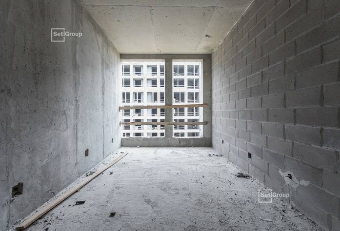 ЖК «Svetlana Park»: ход строительства корпуса №1