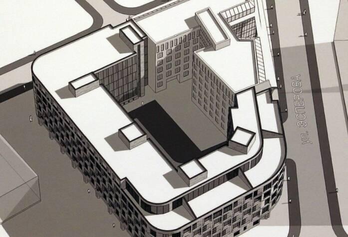 ЖК «Дом Билибина»: визуализация