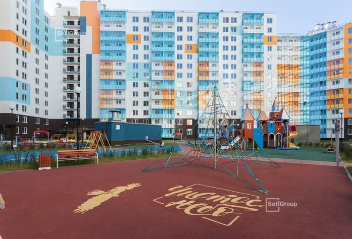 ЖК «Чистое небо»: ход строительства корп. 6