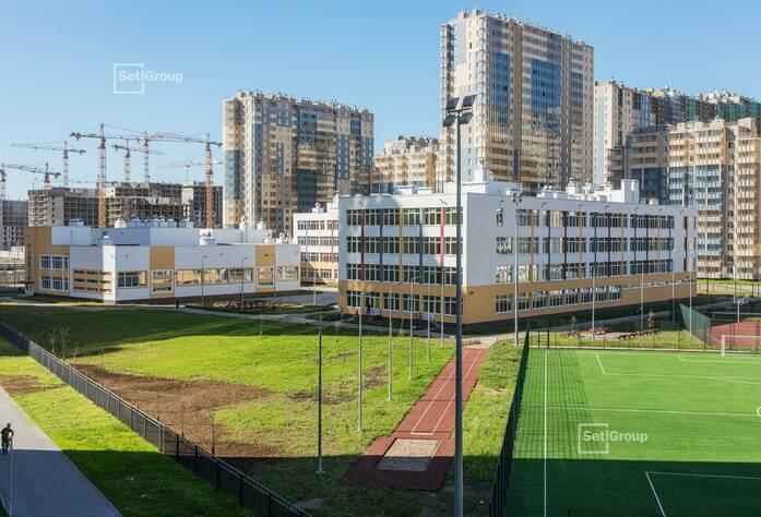 ЖК «Чистое небо»: ход строительства школы