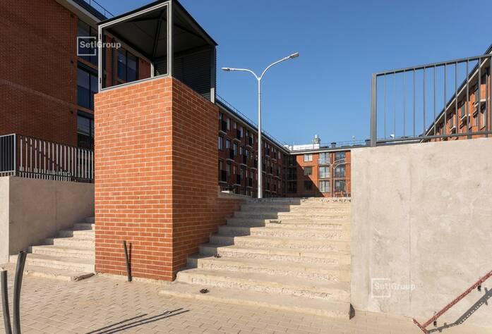Малоэтажный ЖК «Фортеция. Жизнь на побережье»: ход строительства корпуса №5