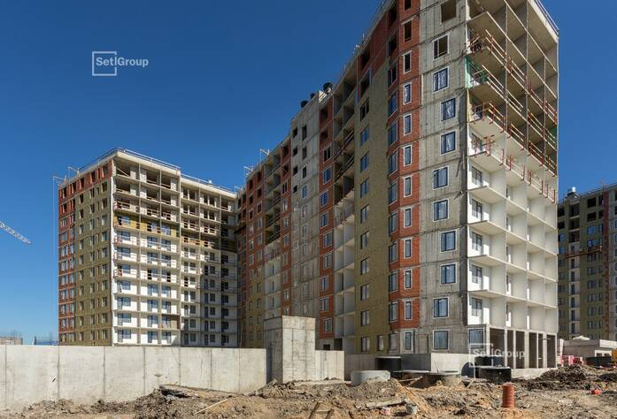 ЖК «Статус у парка Победы»: ход строительства дома 1