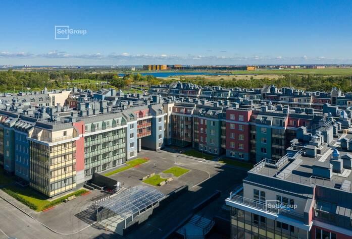 МЖК «Зеленый квартал»: ход строительства корпус 1.1-1.3