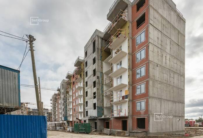ЖК «Солнечный город»: Корпус 11.1-11.4