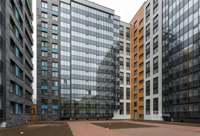 МФК «ArtLine в Приморском»: ход строительства апартаменты 1
