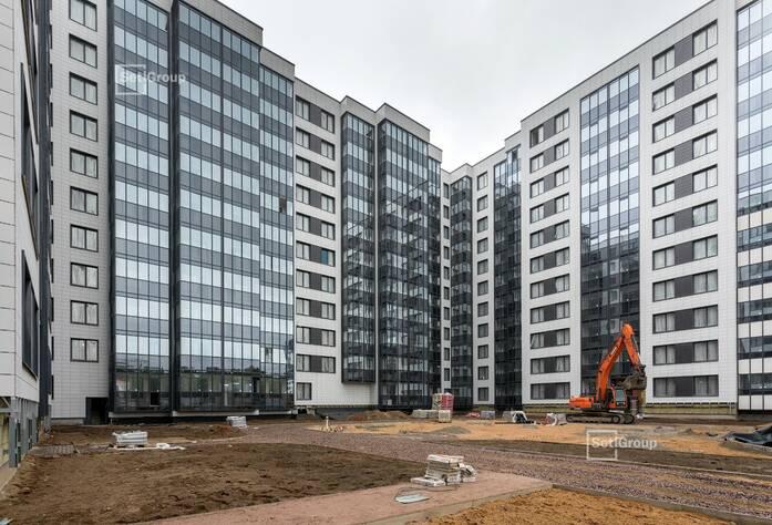МФК «ArtLine в Приморском»: ход строительства дом 4