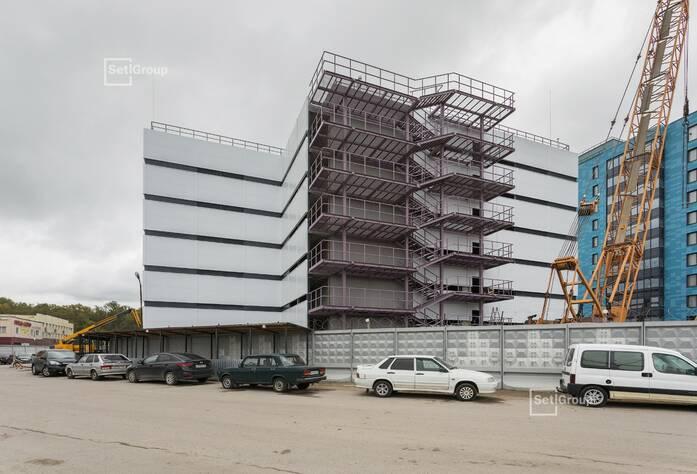 МФК «ArtLine в Приморском»: паркинг