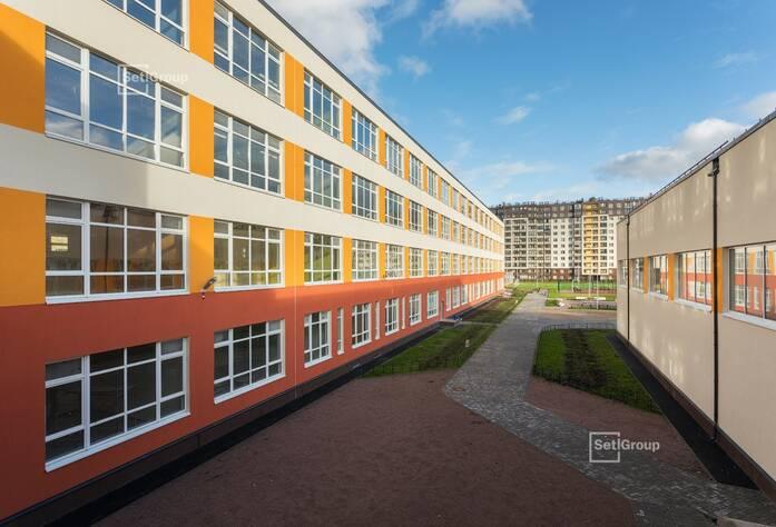 ЖК «Солнечный город»: школа 2