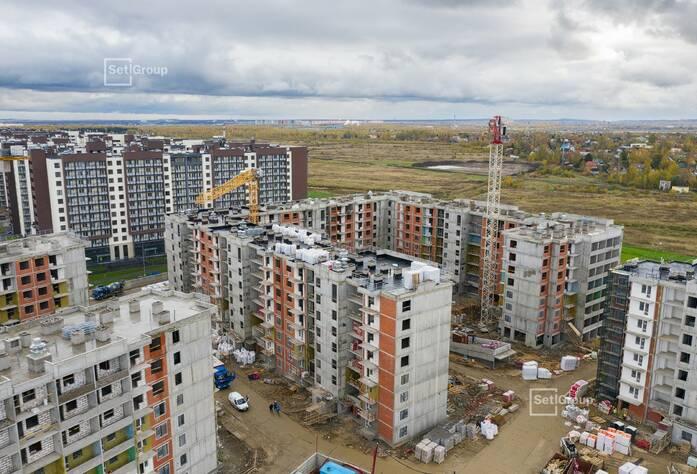 ЖК «Солнечный город»: корп. 11.1-11.4