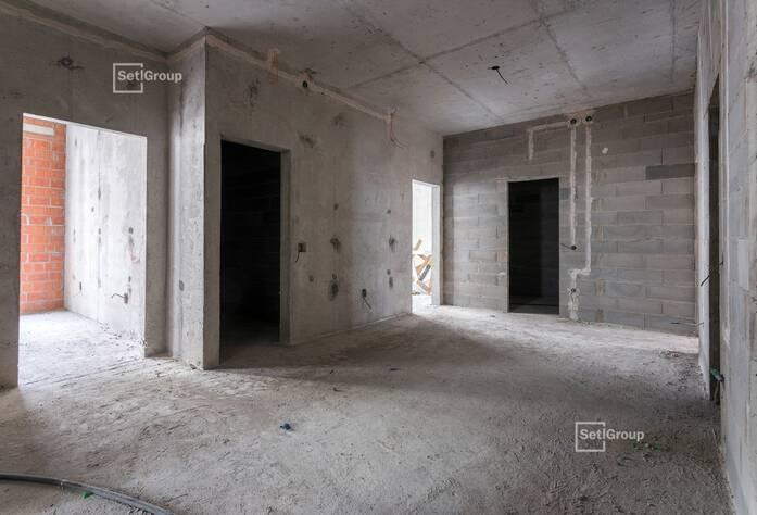 ЖК «Притяжение»: ход строительства корп. 2