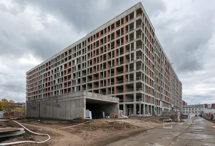 ЖК «Svetlana Park»: ход строительства корпуса №1.1