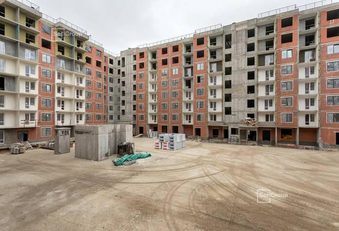 ЖК «Солнечный город»: ход строительства корп. 11.1-11.4