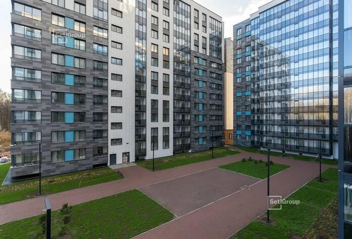 МФК «ArtLine в Приморском»: ход строительства (апартаменты 1)