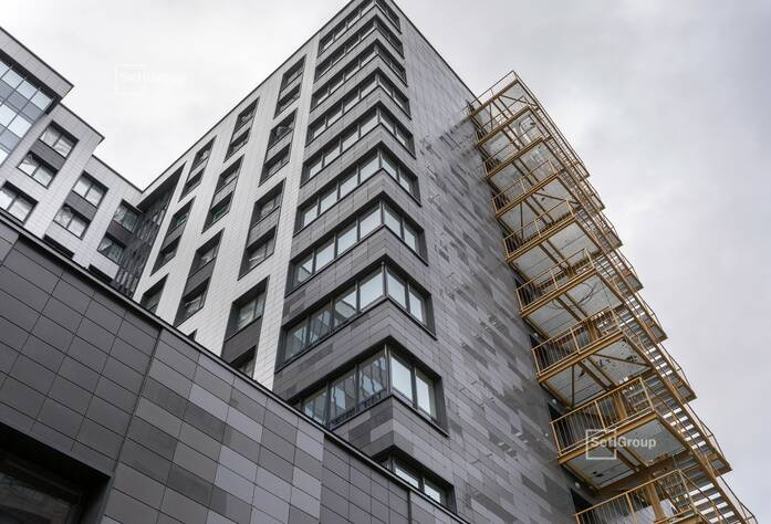 МФК «ArtLine в Приморском»: ход строительства (апартаменты 2)