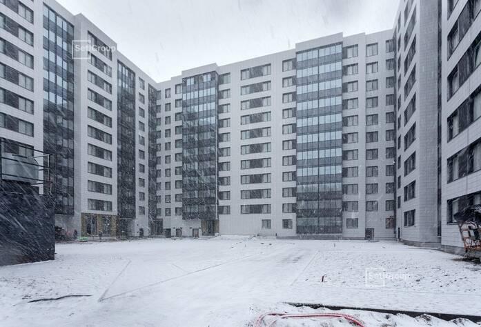 МФК «ArtLine в Приморском»: ход строительства (дом 1)