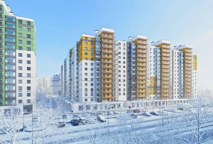 ЖК «Алексеевский квартал»: визуализация