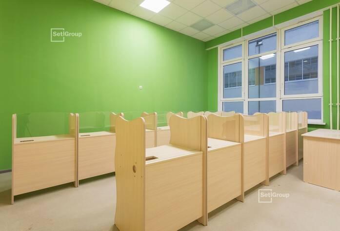 ЖК «Солнечный город»: ход строительства школы 2