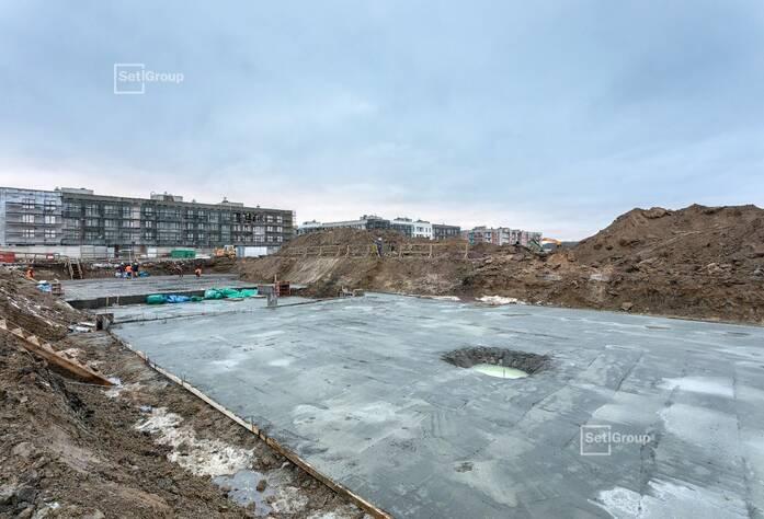 МЖК «Солнечный город Резиденции»: ход строительства корп. 3