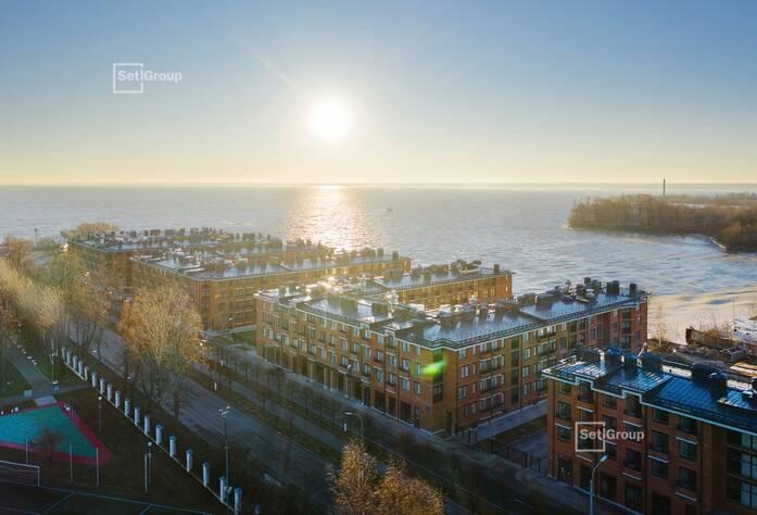 Малоэтажный ЖК «Фортеция. Жизнь на побережье»: корпус 3
