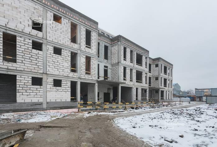 ЖК «Статус у парка Победы»: ход строительства ДОУ