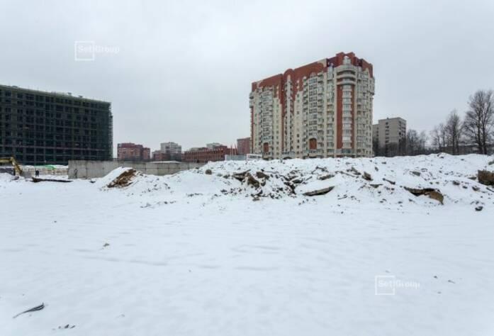 ЖК «Svetlana Park»: ход строительства корп. 2.1