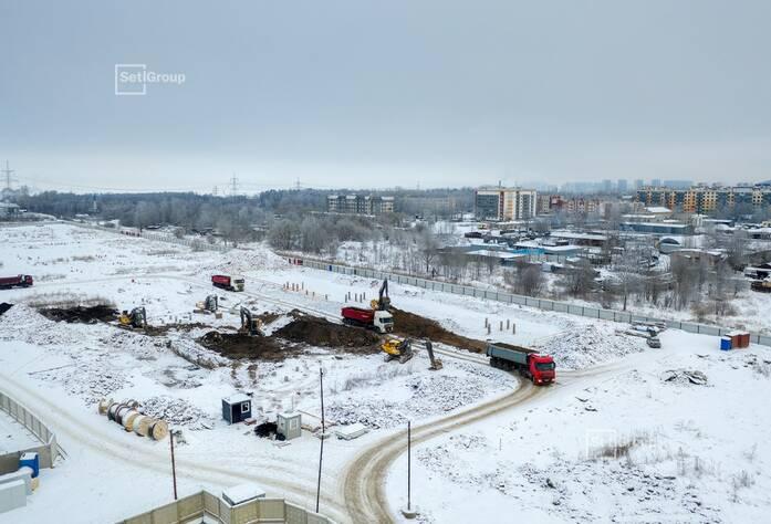 ЖК «Солнечный город»: ход строительства корп. 15