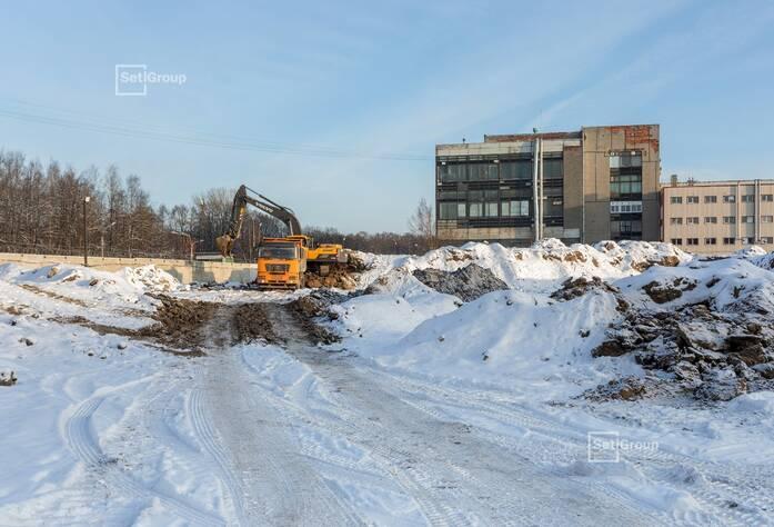ЖК «Svetlana Park»: ход строительства корп. 2.2