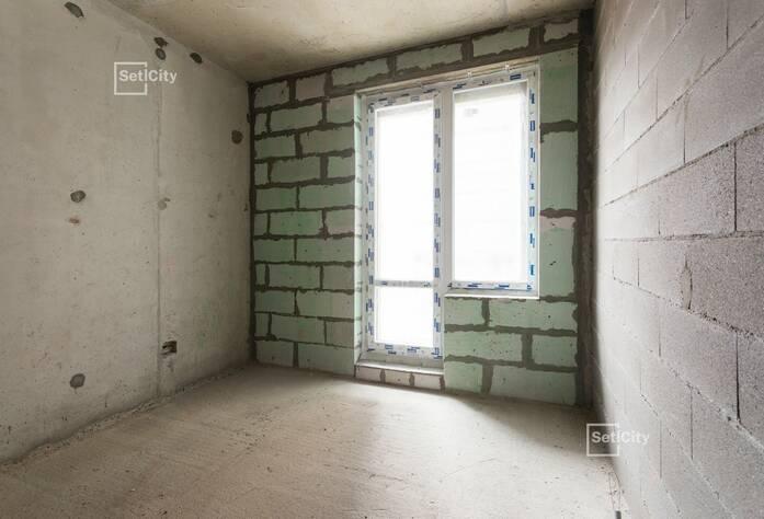 Выполнены работы по устройству каменной кладки наружных стен и перегородок.
