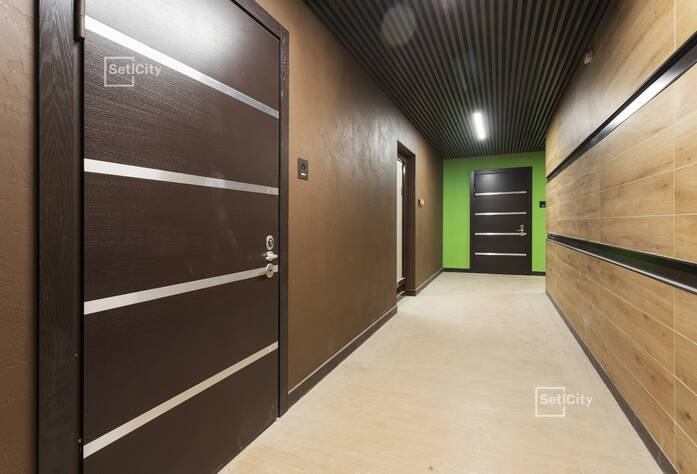 Генеральный подрядчик ведет работу по подготовке готовых квартир к внутренней приемке Службой Клиентского Сервиса Застройщика.