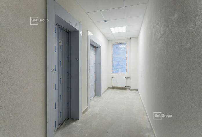 Выполнена раскладка папок подвесного потолка в МОП.