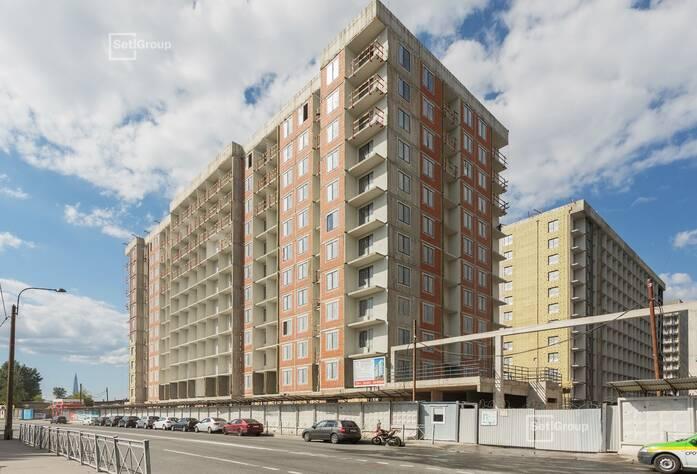 Производятся работы по линейному монтажу электрических сетей в квартирах и МОП на уровне 11 и 12 этажей.