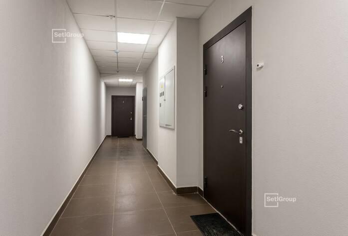 Служба Клиентского Сервиса Застройщика ведет работу по предъявлению Дольщикам готовых к осмотру квартир, передано 78%.