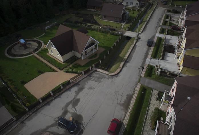 «Петровский квартал» - вид посёлка