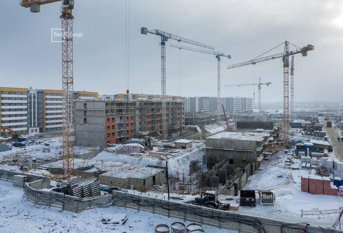 Завершаются работы по проекту организации строительства.