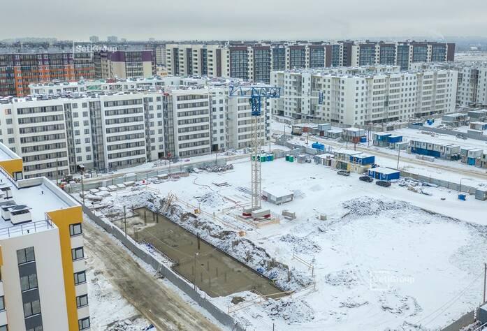Выполняются работы по проекту организации строительства, готовность 80%.