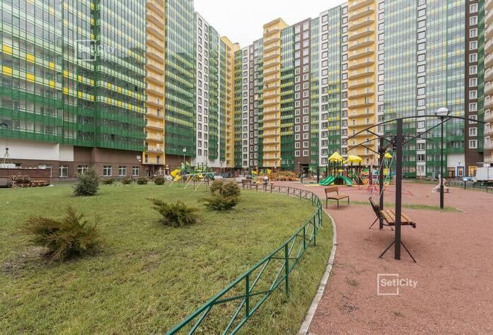 Генеральный подрядчик ведет работу по подготовке квартир к внутренней приемке готовых квартир Службой Клиентского Сервиса.